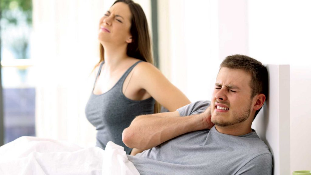 Practicar sexo, un deporte de riesgo: ¿sabíais que 1 de cada 3 adultos sufre lesiones?