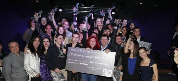 Premios 20Blogs 2011