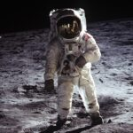 Publican los audios grabados durante el viaje a la Luna