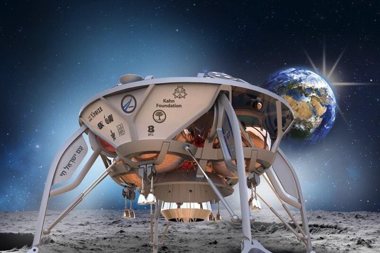 ¿Puede convertirse Israel en el cuarto país en aterrizar sobre la Luna?