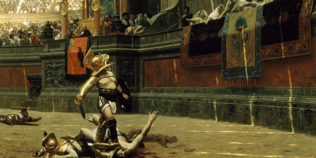 ¿Qué comían los gladiadores romanos?