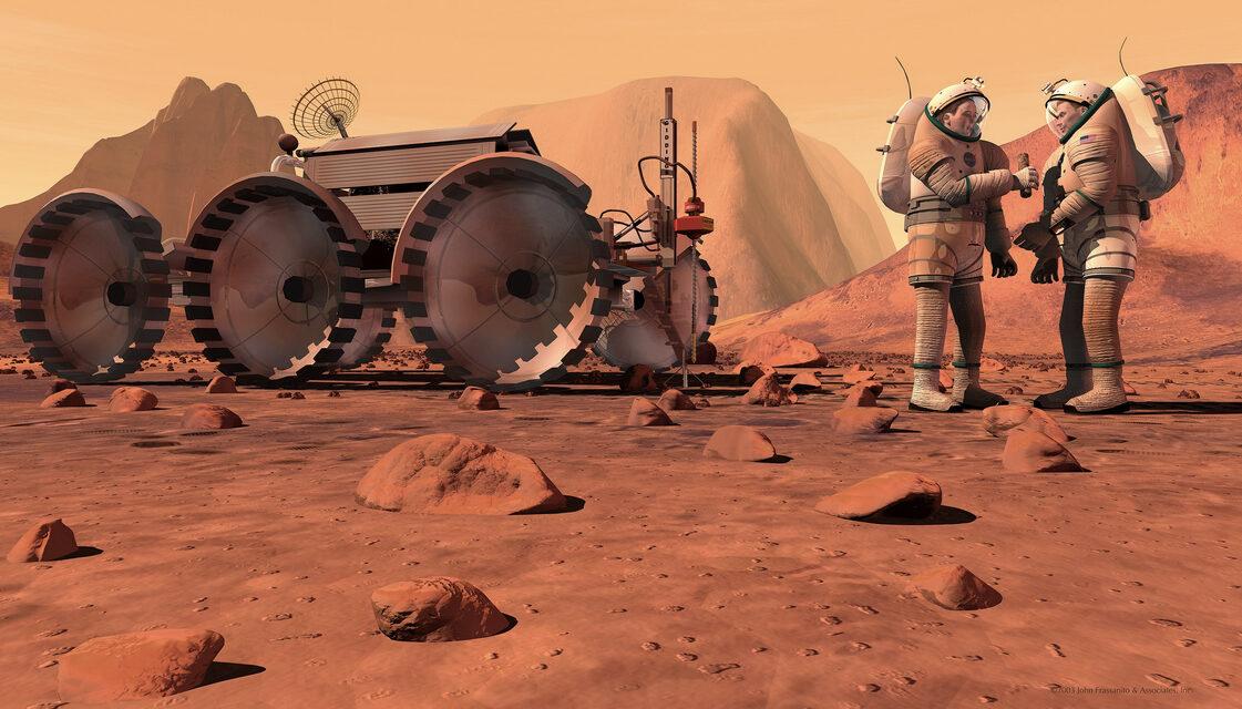 ¿Qué le ocurrirá a tus músculos en Marte?