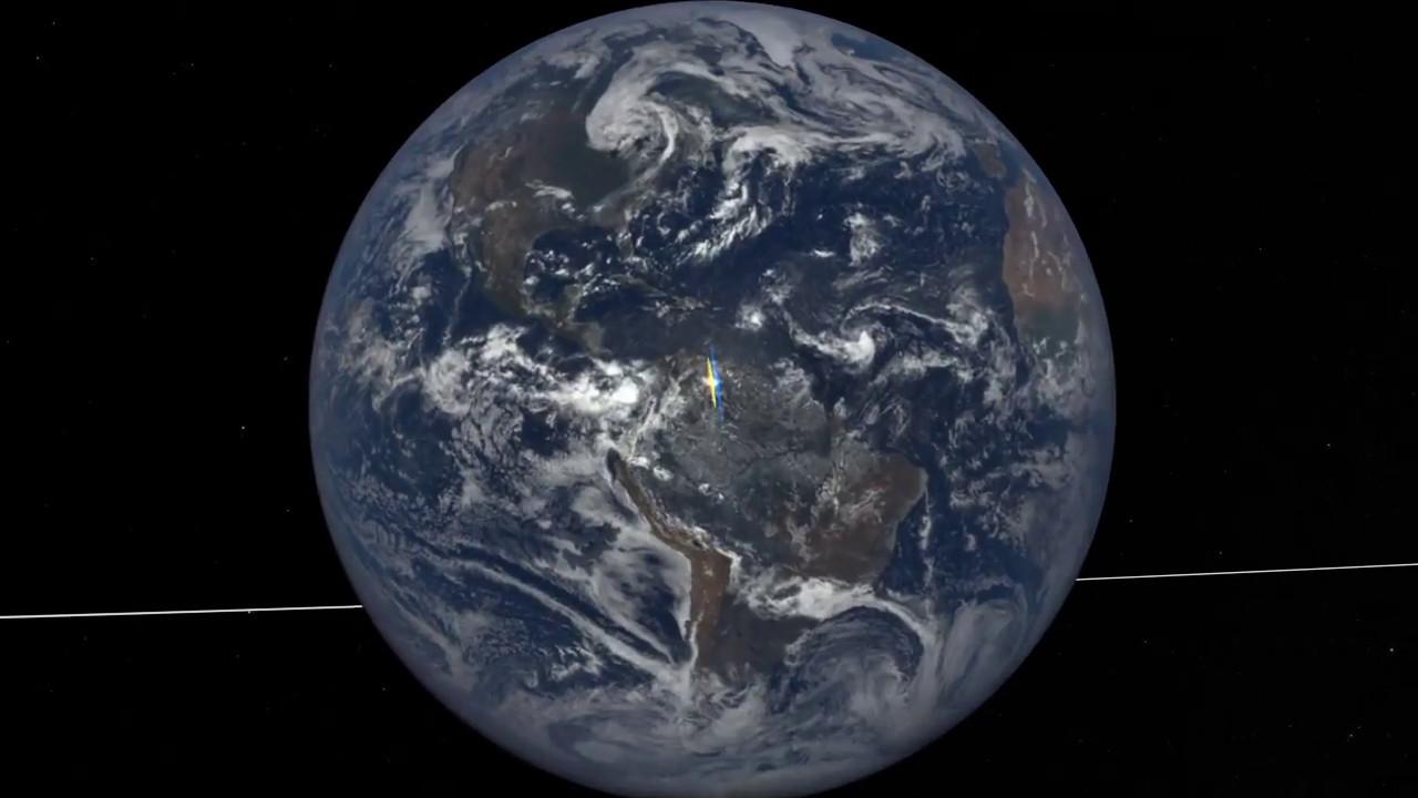¿Qué son los misteriosos destellos que se reflejan en nuestro planeta?