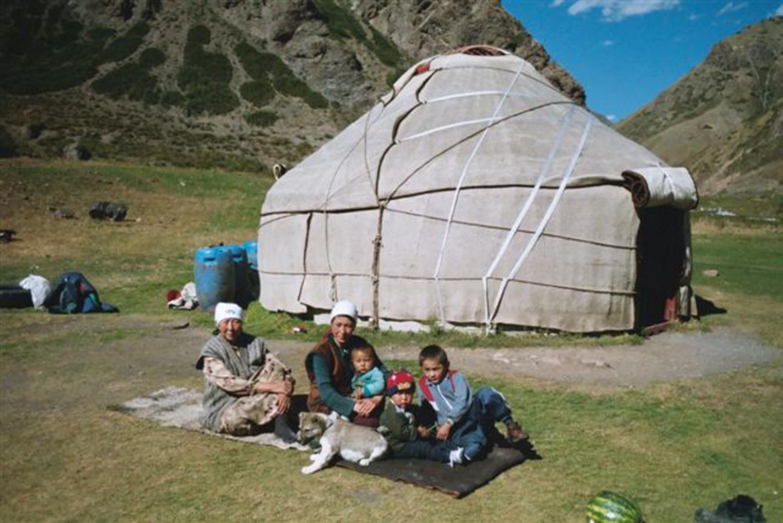 ¿Quiénes son los kirguises?