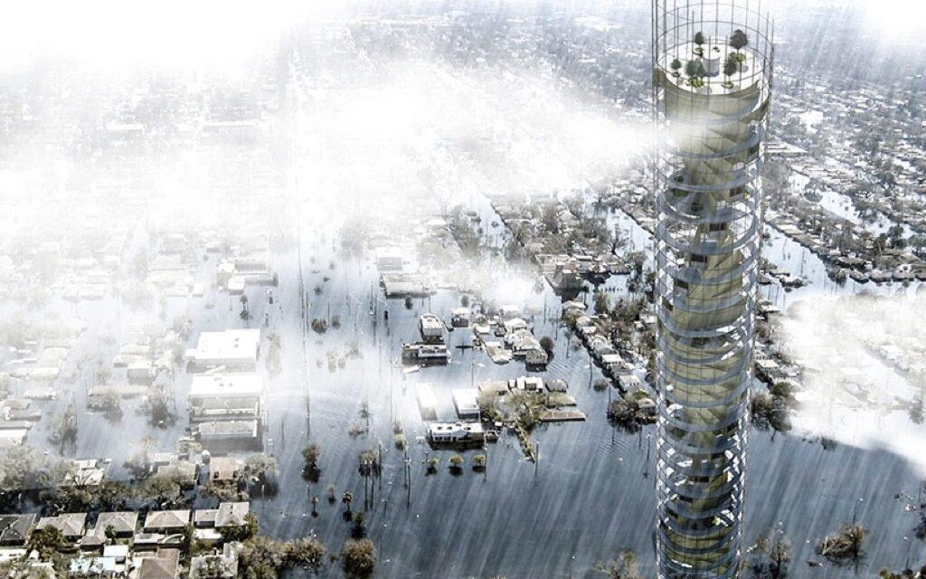Rascacielos para sobrevivir al cambio climático