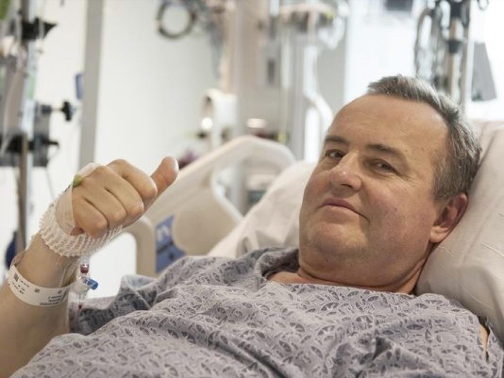 Realizan con éxito un trasplante de pene