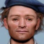 Reconstruyen el rostro de un soldado escocés muerto tras un trágico cautiverio