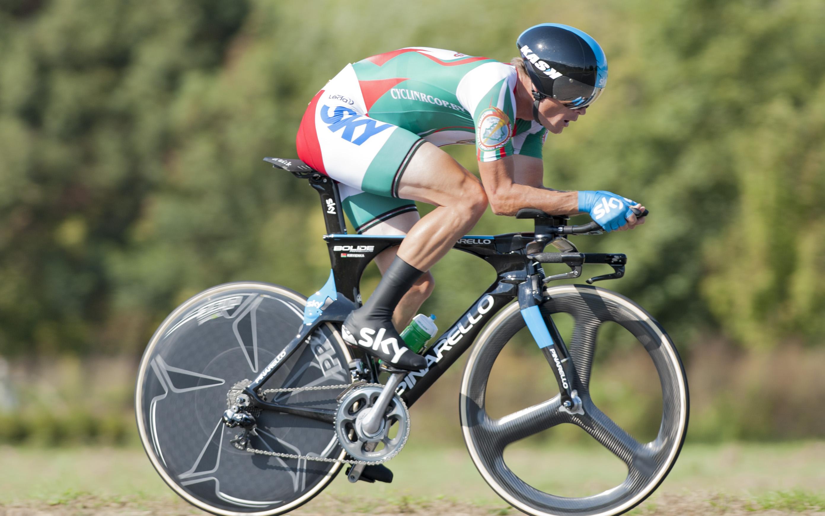 ¿Recurrió el ciclista Vasil Kiryienka al dopaje mecánico?