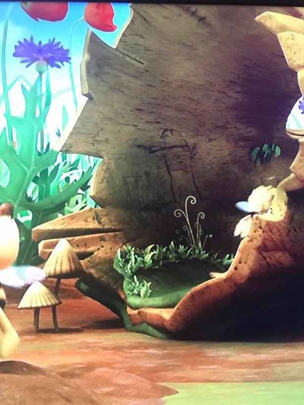 Retiran un capítulo de La abeja Maya por culpa de un pene camuflado