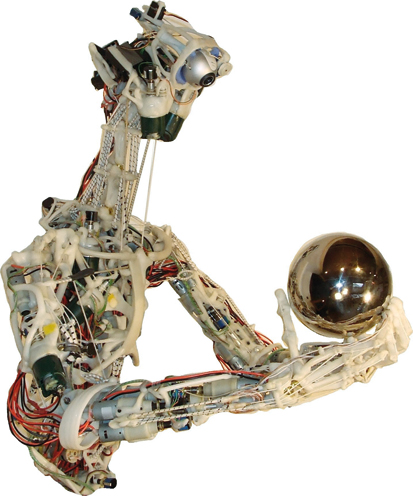 Robot casi humano