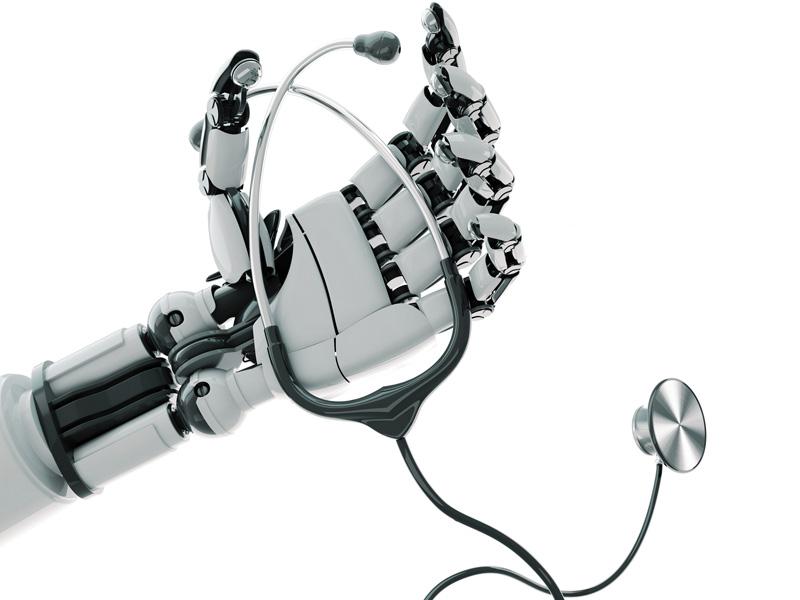 Robots médicos que salvan vidas