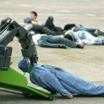 Robots para el terremoto