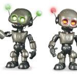 Robots de compañía