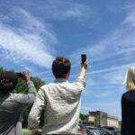 Sal a la calle a cazar nubes: la NASA necesita tu ayuda