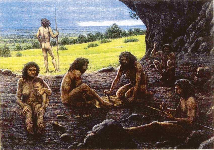 Salimos de África antes