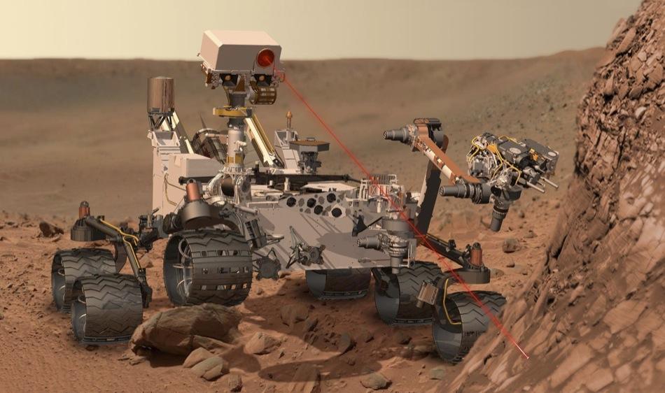 Salto a Marte