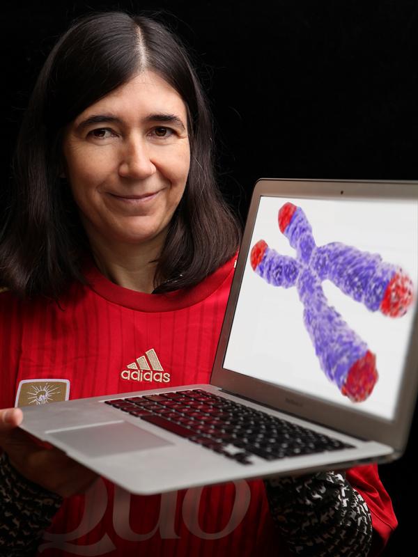 Selección Española de la Ciencia 2014: María Blasco