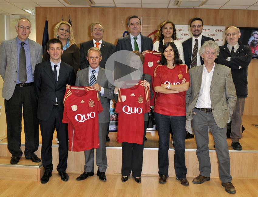 Selección Española de la Ciencia 2014: Presentación