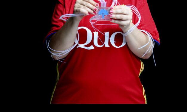 «Un chip en el móvil podrá diagnosticar enfermedades», Laura M. Lechuga