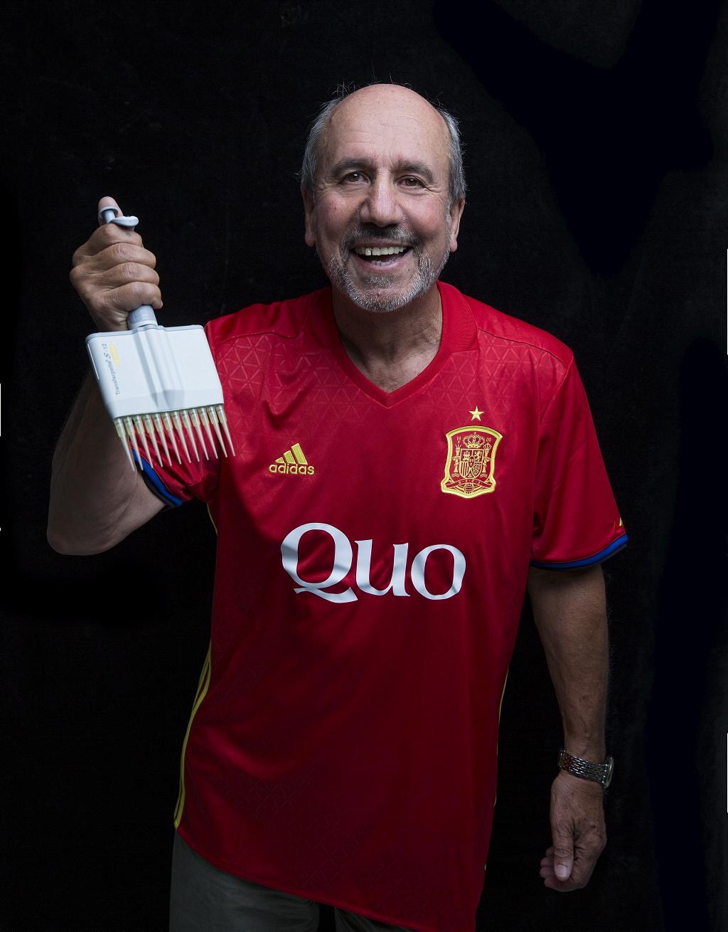 Selección Española de la Ciencia 2016: Mariano Esteban