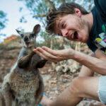 ¿Selfies con animales salvajes? Instagram te pide que lo pienses