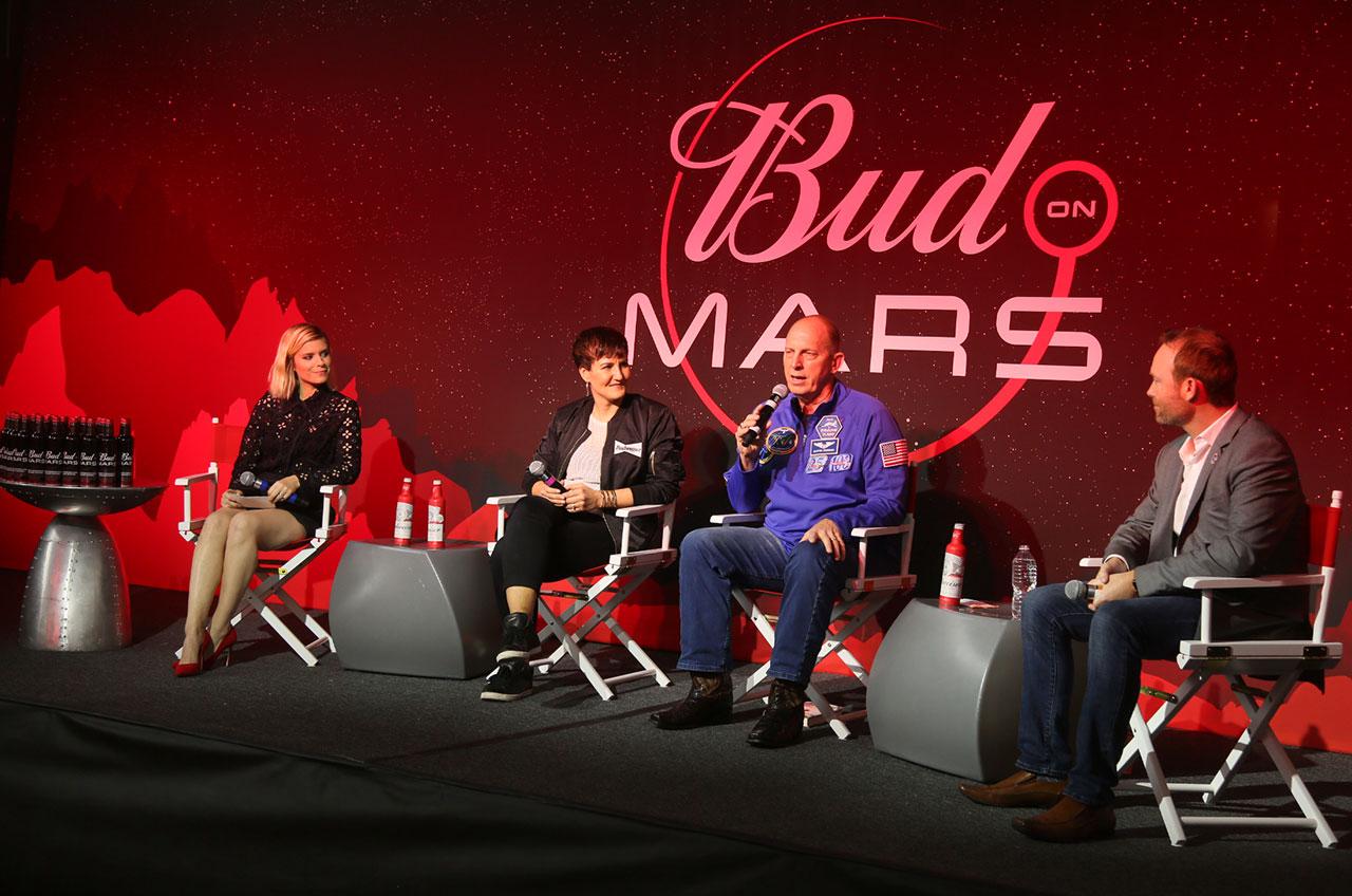 ¿Será posible beber cerveza en Marte?