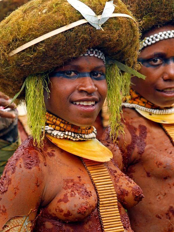 Sexo en Nueva Guinea
