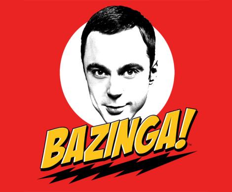 La abeja de Sheldon Cooper