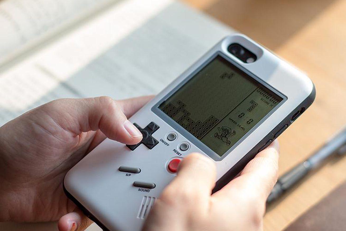 Si tienes un iPhone… también puedes jugar con una Game Boy