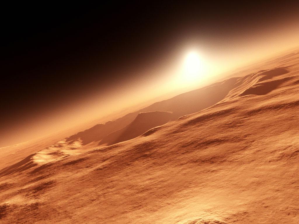 Si un astronauta muriese en Marte…