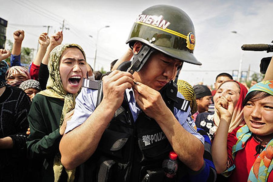 ¿Son los uigures realmente un  peligro?