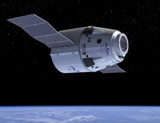 Space X regresa de su primera misión «real»