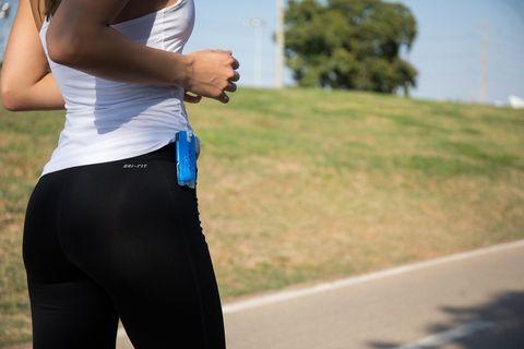 ¿Puede este aerosol hacer que corras 75 minutos?