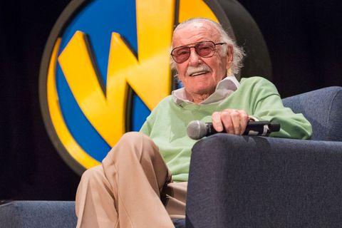 Ha muerto Stan Lee, el padre del universo Marvel