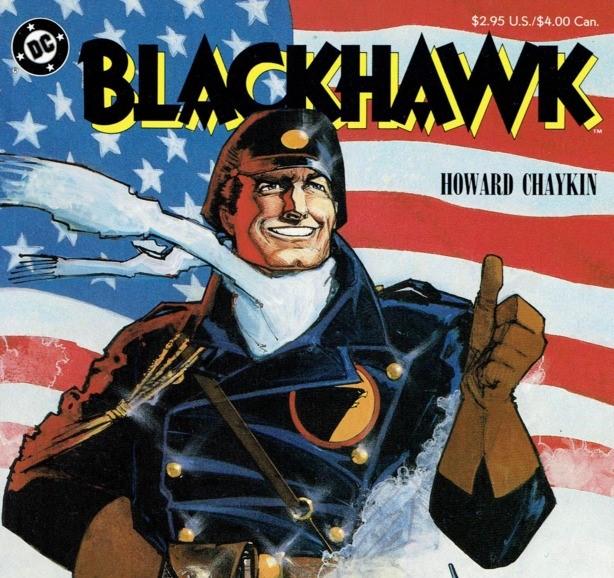 Steven Spielberg planea llevar a la pantalla a un héroe de la DC: Blackhawk