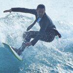 Surfeando de etiqueta