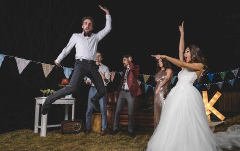 ¿Qué puedes esperar del sexo después de la boda?