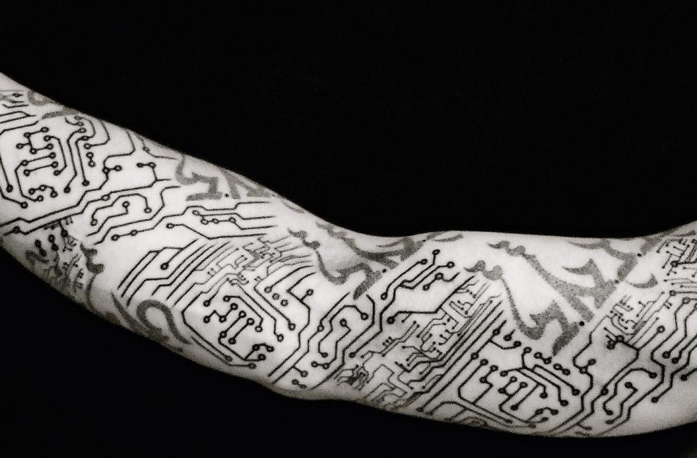 Tatuajes new age