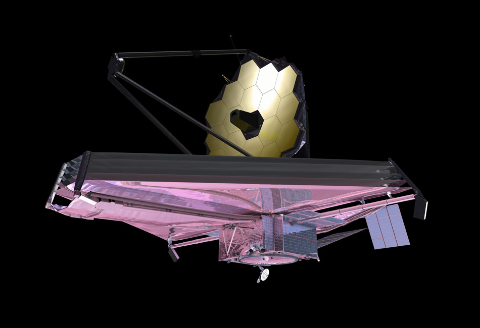 Telescopio en apuros