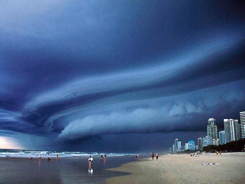 Tempestades devastadoras