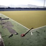 Terribles fotos de instalaciones olímpicas abandonadas