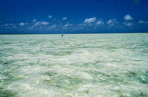 ¿Cómo sabemos cuánta agua hay en los océanos?