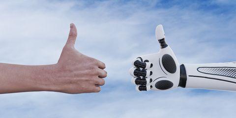 Están enseñando a las máquinas a colaborar con humanos