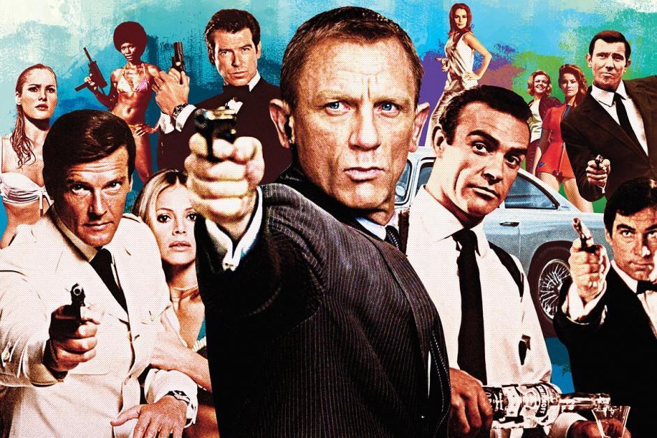 Todos los gadgets que usó James Bond