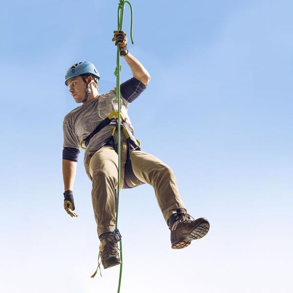 Trucos caseros: Subirse a un árbol