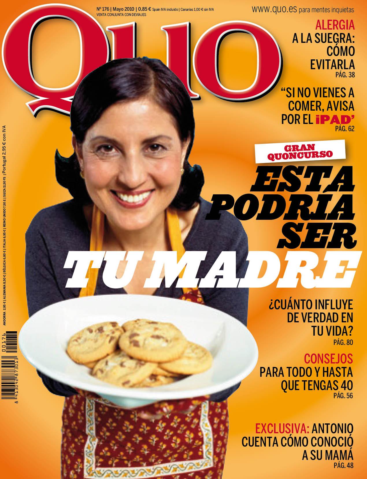 Tu madre en portada de QUO