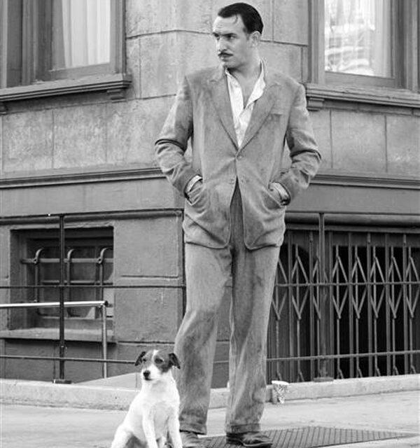 Uggie y otros 9 perros famosos del cine