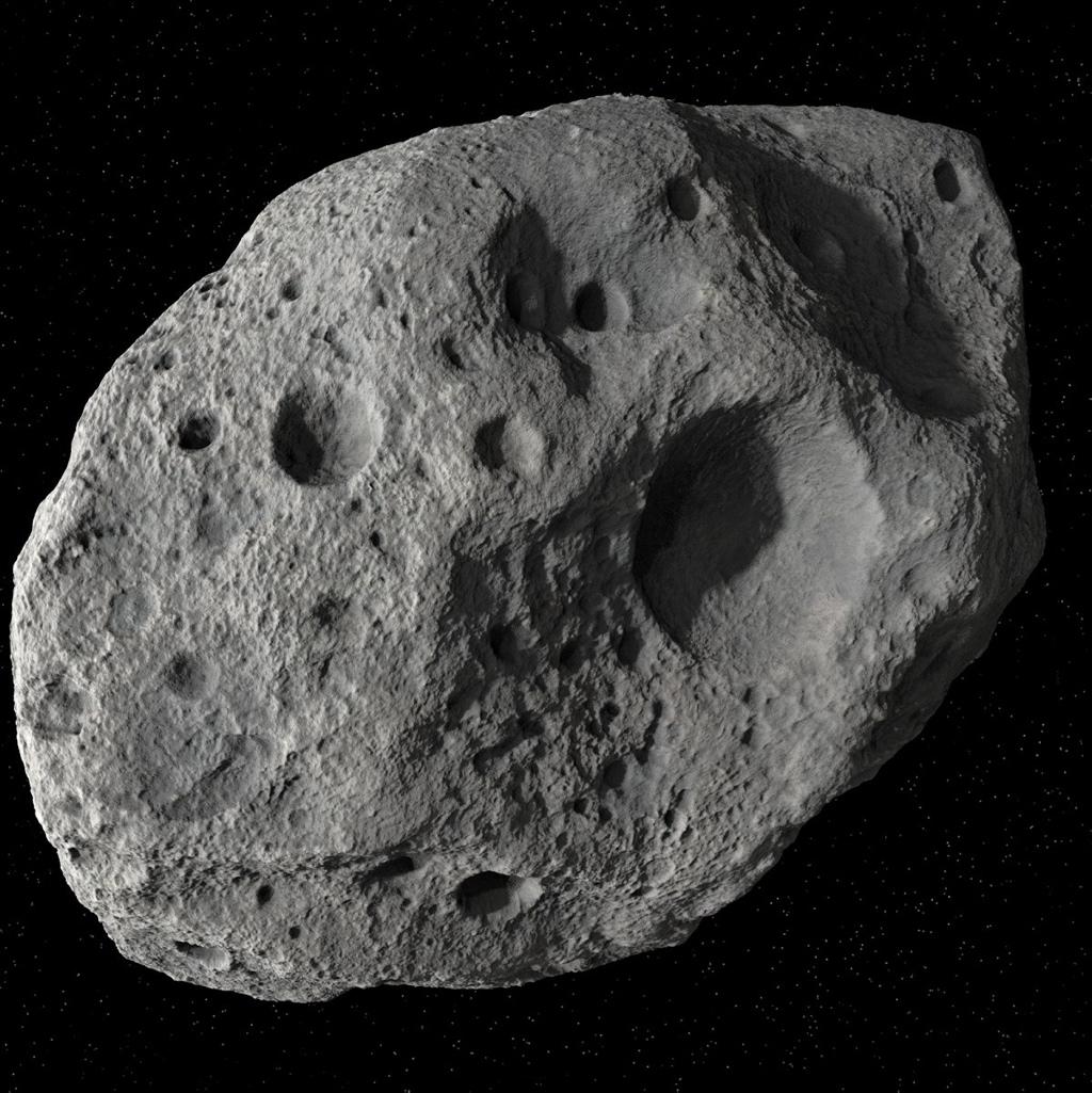 Un asteroide más grande que Gibraltar pasará hoy cerca de la Tierra