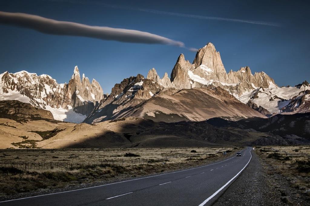Un fotógrafo de alta montaña que tiene vértigo