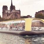 Un gimnasio flotante que funciona con energía humana
